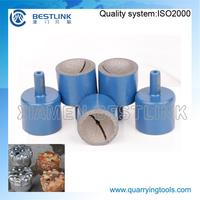 Various shape Ballistic button bits grinding pins for USA market