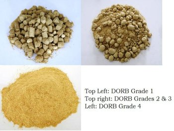 Rice Bran Extract for animal feed