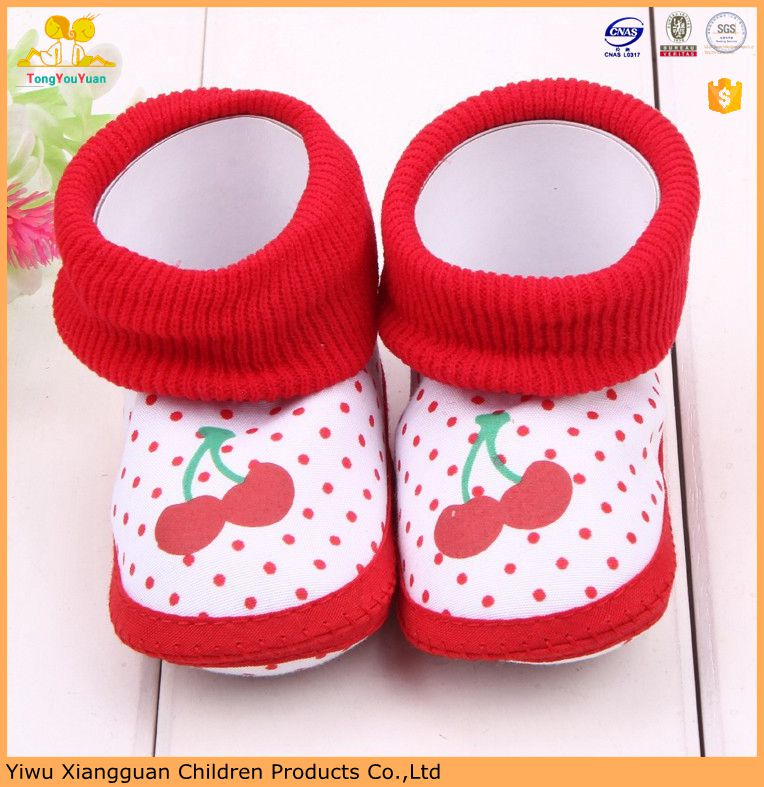 Beantiful baby sock shoes,baby wool shoes,baby girl shoes