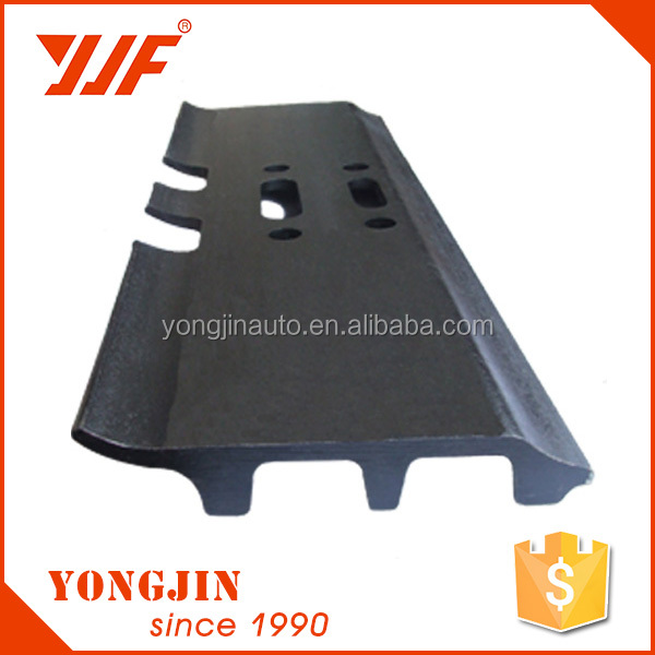 2015 Excavator and Bulldozer Track Shoe, Track Pad, Grouser Pad