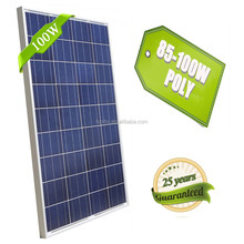 cheap price 100w high quality solor panel for sale from china