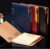 Special design businessman office use bulk leather notebook