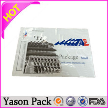 Yasonpack grey recycle plastic mailing bags poly mailing envelopes mailing bags