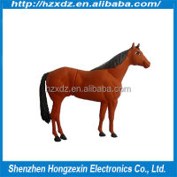 Hot sell Horse 2gb usb flash pen drive Silicone