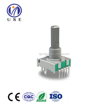 Hot Sale 1 pole 6 position rotary switch