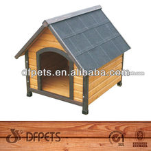 Wooden Pet House - Dog Home DFD003