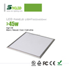 ETL certification 45w square led panel light for indoor lighting