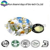 100% Natural Plant Extract Apigenin 1.2% Chamomile Flower Powder Extract / Chamomile Extract