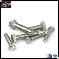 Factory Price Hardware DIN933 Hex Bolt