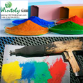 Asia powder coating paint with low price