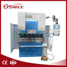 Wc67y 100t/2500 Cnc Press Brake/hydraulic Plate Bending Machine/metal Sheet Bender With Ce&iso