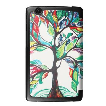 Newest Product for 2017 Colorful Printed Leather Flip Case For LG G Pad X 8.0 Cover