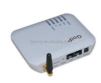 A GoIP GSM voice gateway /GSM VoIP gateway