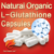 Private Label Natural GMP Certified Whitening L-Glutathione Capsules