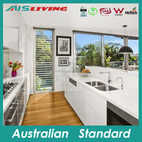 AIS KC-652 Australia Kitchen Remodeling Cabinets Factory Price