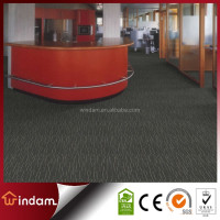 Best-selling pp loop cheap commercial carpet tiles manufactuer in China