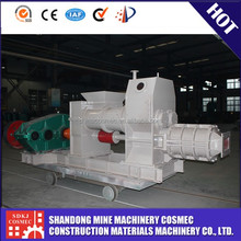 clay brick making production line / fully automatic clay brick machines