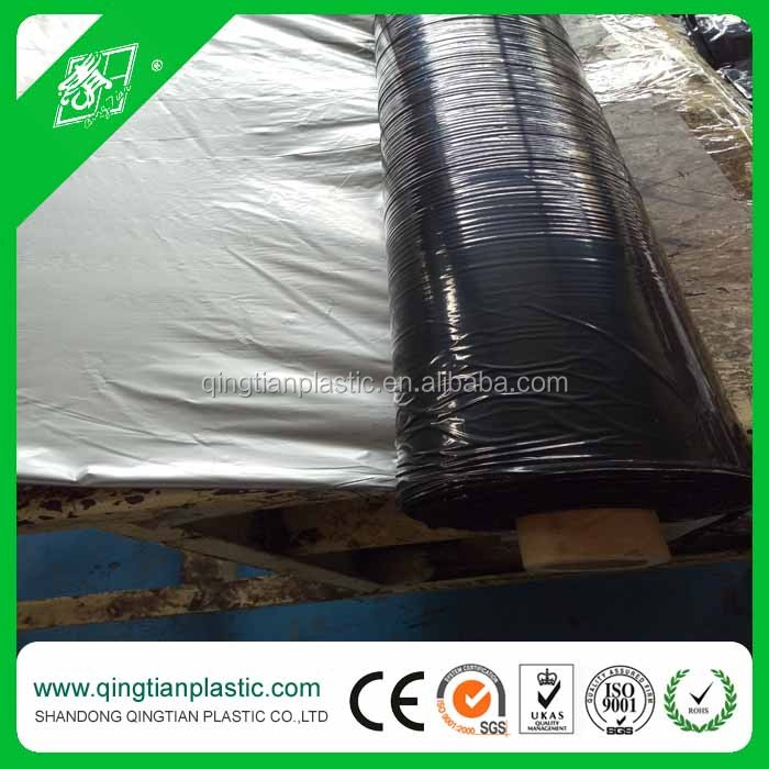LDPE /EVA/PE water proof plastic reel pineapple mulch film