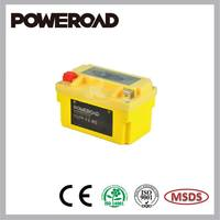 Motorcycle Lithium ion battery YLFP-12-BS