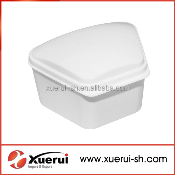 Plastic Denture box