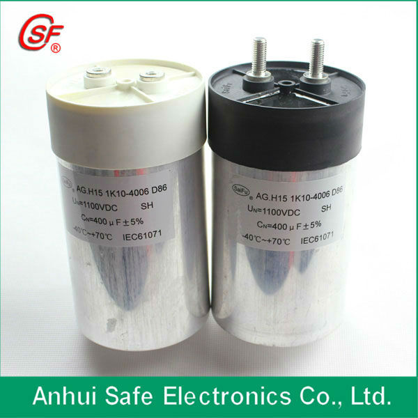 Low ESR Capacitor DC Filter Capacitor DC Link Capacitor for Solar Power use
