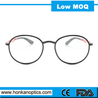 classic circle frame Ultem round spectacle frames