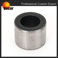 ISO 9001 certificated customzied size car rubber bushing