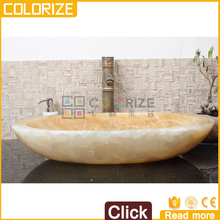 New Style Wash Basin Mirror/Inflatable Hair Wash Basin