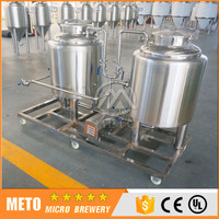 Micro 100L Beer Brewery Equipment Used