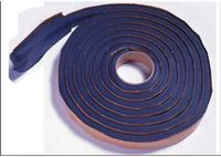PZ type swelling rubber waterstop strip for concrete joints