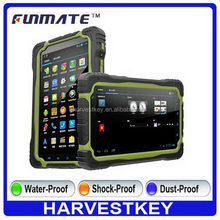 Contemporary unique T70 7 inch IP68 Waterproof waterproof rugged mobile phone tablet