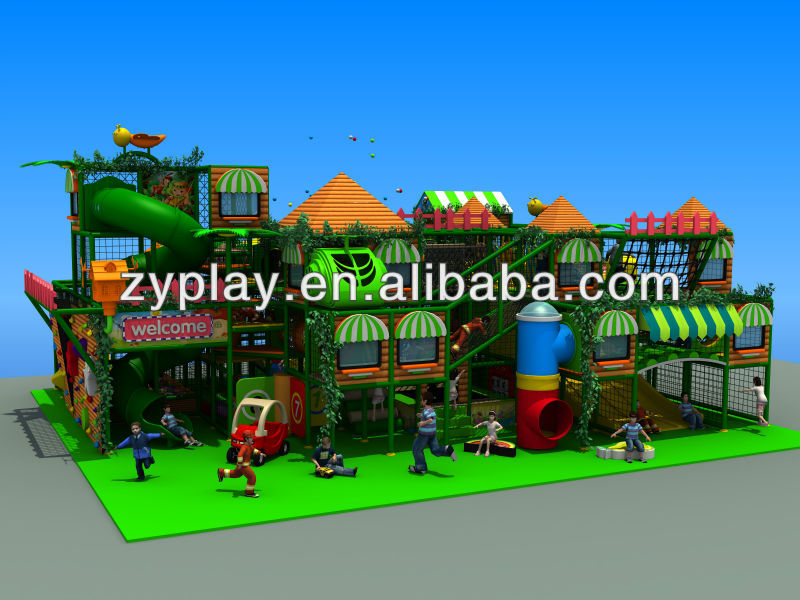 Large Kids Indoor Theme Parks for Sale