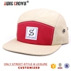 sport 5 panel hat cap/oem camp cap 5 panel cap hat/hip hop 5 panel hats