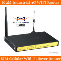 Mobile Industrial Router 3G GSM Wireless Remote Internet Access