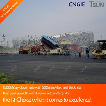 Asphalt Paver Finisher the first choice in China