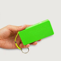 Big Capacity Powerbank Slim With Keychain