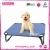 Accordion Elevated Pet Cot Durable and Stable Pet Bed