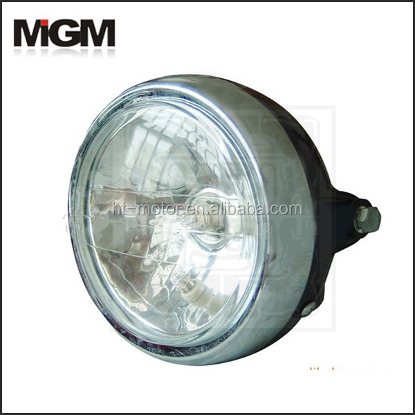 Motorcycle head light,ABS Motorcycle head light