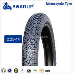 cheap quality tyres motorcycle tires 225-14 2.25-14 6PR