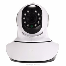 HD wireless video monitoring surveillance camera with two way audio and night vision ip camera