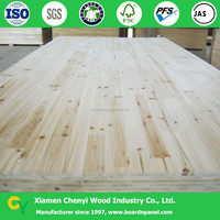Factory supply fir solid wood finger joint board