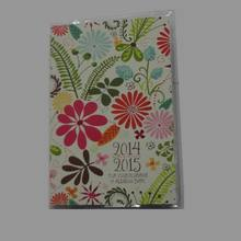 color notebook secrate garden note book phone book