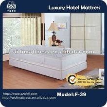 Top Quality Pillow Top Swedish Pocket Spring Latex Mattress Furniture With Cheap Factory Price