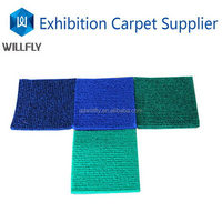 Fashionable most popular asia carpet for exhibition use