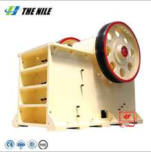 2018 Hot Sale The Nile Professional Design Terminator Jaw Crusher