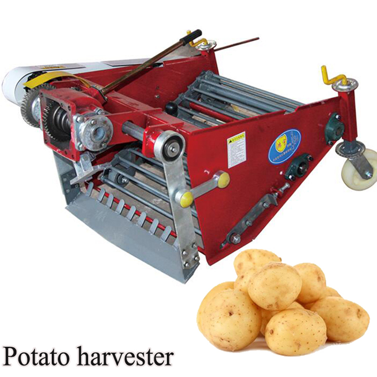 New 1 Row 2 Rows Potato Machine Sweet Digger Harvester For Sale