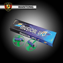 high quality musical UFO toy fireworks helicopters and rockets fireworks