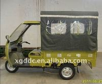 Battery operated rickshaw for passenger and cargo
