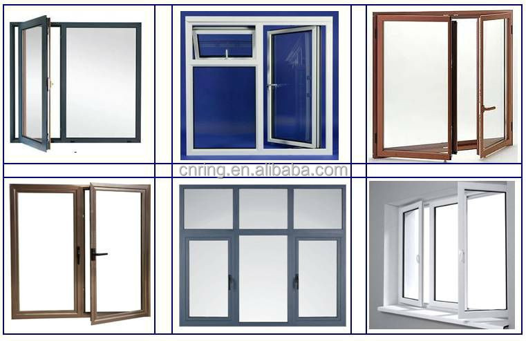 2015 latest pvc house window design hot sale buy pvc for Home windows for sale