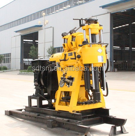Small Water Well Drilling Rig